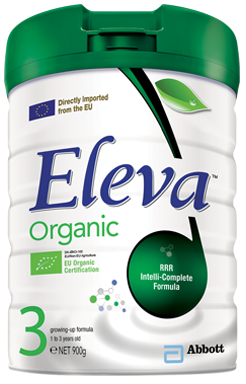 雅培Eleva Organic 3號