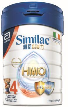 雅培HMO 4號
